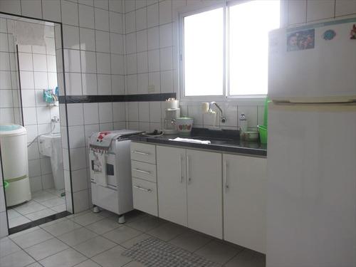 ref.: 101350500 - apartamento em praia grande, no bairro guilhermina - 1 dormitórios