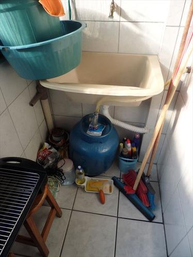 ref.: 101351301 - apartamento em praia grande, no bairro boqueirao - 1 dormitórios