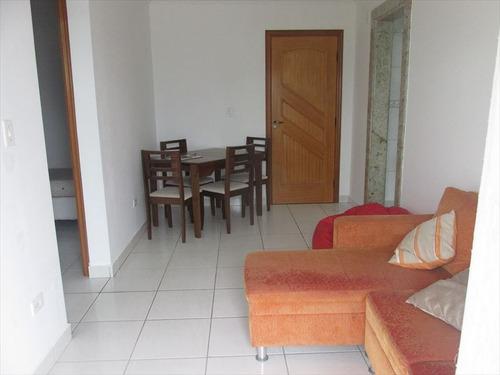 ref.: 101352000 - apartamento em praia grande, no bairro caicara - 1 dormitórios