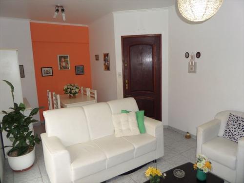 ref.: 101352501 - apartamento em praia grande, no bairro guilhermina - 1 dormitórios