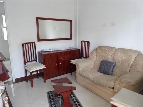ref.: 101352601 - apartamento em praia grande, no bairro guilhermina - 1 dormitórios