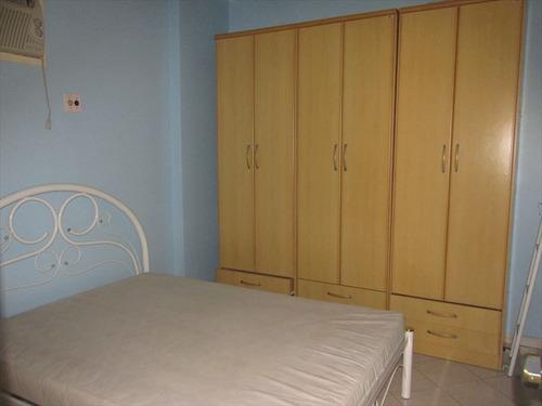 ref.: 101353000 - apartamento em praia grande, no bairro guilhermina - 1 dormitórios