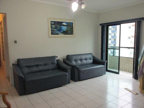 ref.: 101354200 - apartamento em praia grande, no bairro tupi - 1 dormitórios