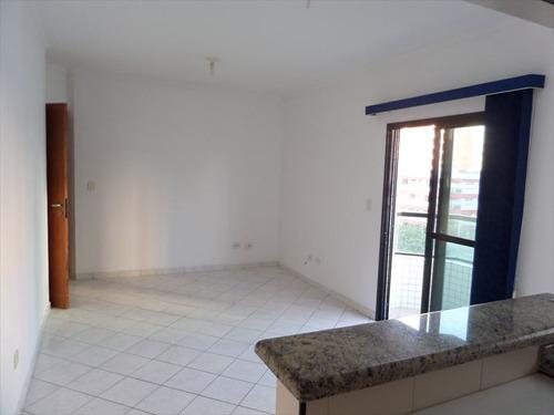 ref.: 101354500 - apartamento em praia grande, no bairro guilhermina - 1 dormitórios