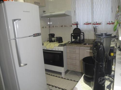 ref.: 101354600 - apartamento em praia grande, no bairro guilhermina - 1 dormitórios