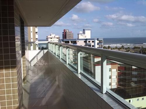 ref.: 101355500 - apartamento em praia grande, no bairro mirim - 1 dormitórios