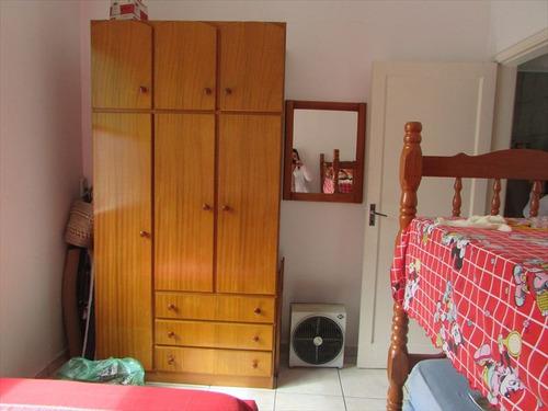 ref.: 101356304 - apartamento em praia grande, no bairro guilhermina - 1 dormitórios