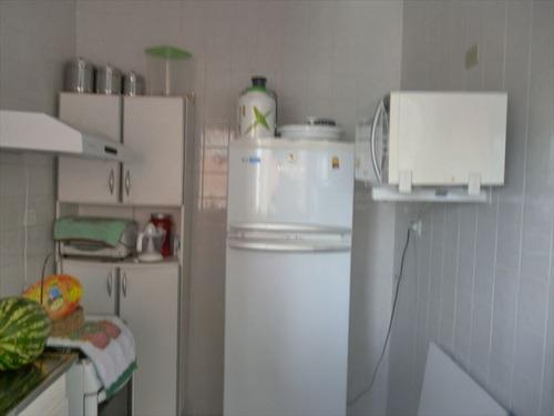 ref.: 101357100 - apartamento em praia grande, no bairro guilhermina - 1 dormitórios