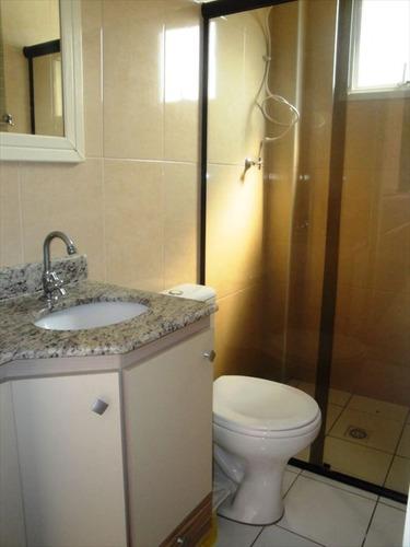 ref.: 101357500 - apartamento em praia grande, no bairro boqueirao - 1 dormitórios