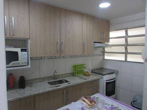 ref.: 101358104 - apartamento em praia grande, no bairro guilhermina - 1 dormitórios