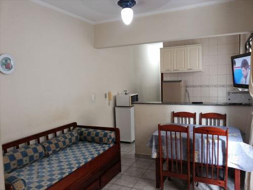 ref.: 101358401 - apartamento em praia grande, no bairro guilhermina - 1 dormitórios