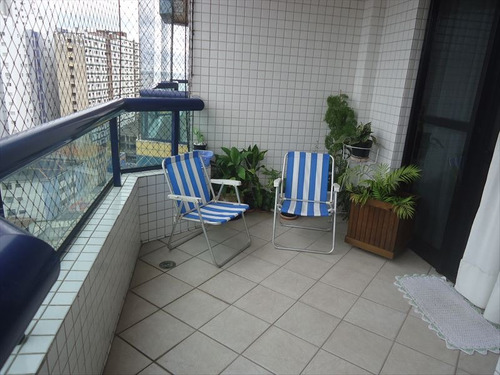 ref.: 101358501 - apartamento em praia grande, no bairro guilhermina - 1 dormitórios