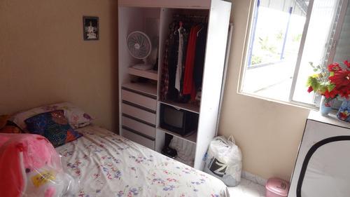 ref.: 101360504 - apartamento em praia grande, no bairro guilhermina - 1 dormitórios