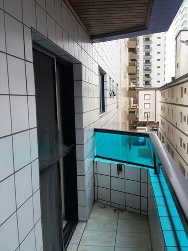 ref.: 101365401 - apartamento em praia grande, no bairro guilhermina - 1 dormitórios