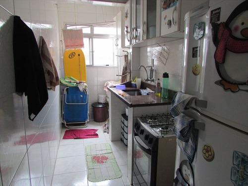 ref.: 101366104 - apartamento em praia grande, no bairro guilhermina - 1 dormitórios