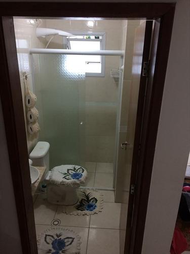 ref.: 101369601 - apartamento em praia grande, no bairro guilhermina - 1 dormitórios