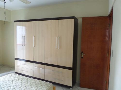 ref.: 10141401 - apartamento em praia grande, no bairro guilhermina - 1 dormitórios