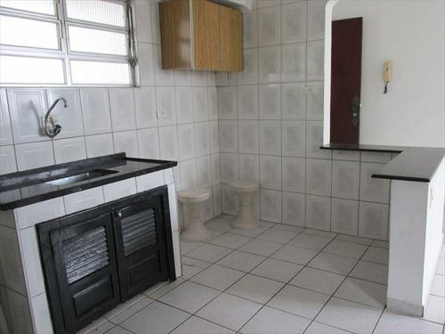 ref.: 101422201 - apartamento em praia grande, no bairro forte - 1 dormitórios