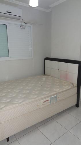 ref.: 101429804 - apartamento em praia grande, no bairro guilhermina - 1 dormitórios