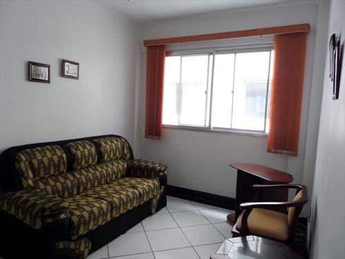 ref.: 10144801 - apartamento em praia grande, no bairro guilhermina - 1 dormitórios