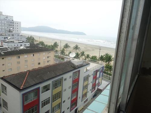 ref.: 10150701 - apartamento em praia grande, no bairro guilhermina - 1 dormitórios