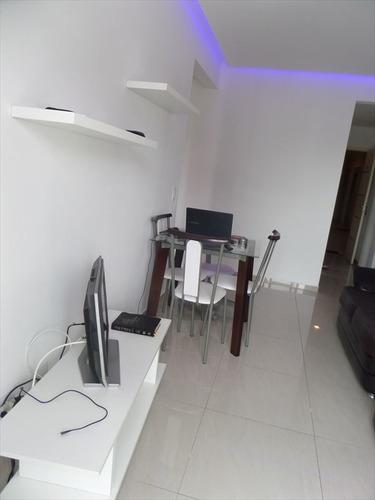 ref.: 10156201 - apartamento em praia grande, no bairro boqueirao - 1 dormitórios