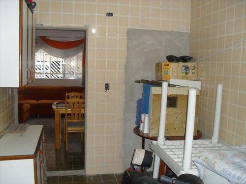 ref.: 1018000 - casa em praia grande, no bairro vila guilhermina - 3 dormitórios