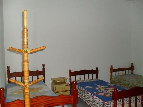 ref.: 1018400 - casa em praia grande, no bairro vila guilhermina - 3 dormitórios