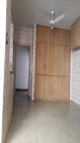 ref.: 1019000 - apartamento em santos, no bairro gonzaga - 3 dormitórios