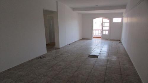 ref.: 102007004 - apartamento em praia grande, no bairro tupi - 2 dormitórios