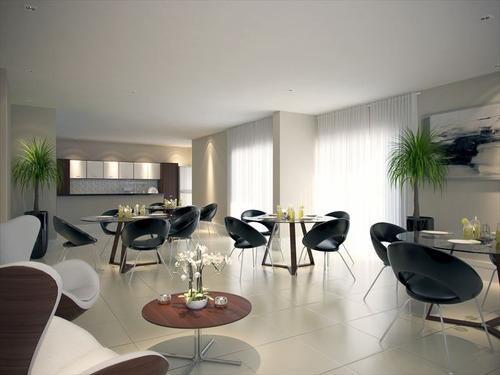 ref.: 10203300 - apartamento em praia grande, no bairro guilhermina - 2 dormitórios