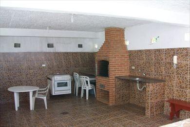 ref.: 102148200 - apartamento em praia grande, no bairro guilhermina - 2 dormitórios