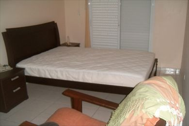 ref.: 102154700 - apartamento em praia grande, no bairro guilhermina - 2 dormitórios