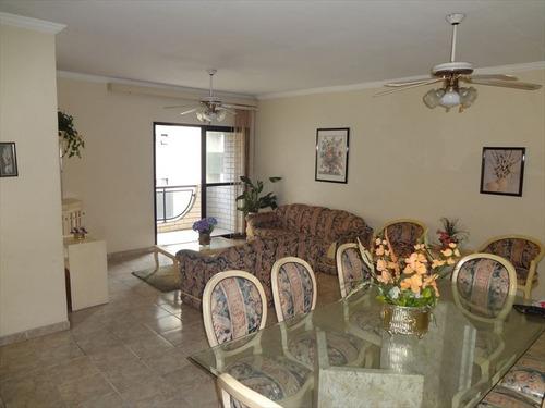 ref.: 102181300 - apartamento em praia grande, no bairro forte - 2 dormitórios
