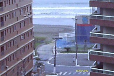 ref.: 102195200 - apartamento em praia grande, no bairro forte - 2 dormitórios
