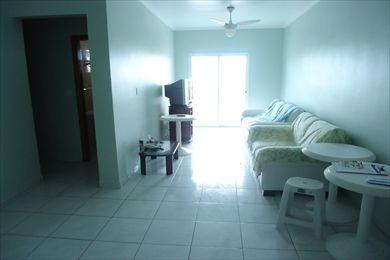 ref.: 102201800 - apartamento em praia grande, no bairro guilhermina - 2 dormitórios