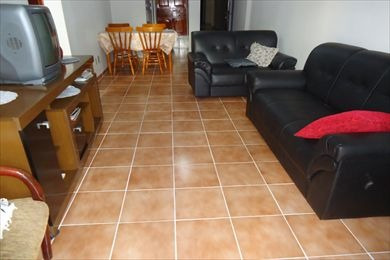 ref.: 102202700 - apartamento em praia grande, no bairro guilhermina - 2 dormitórios