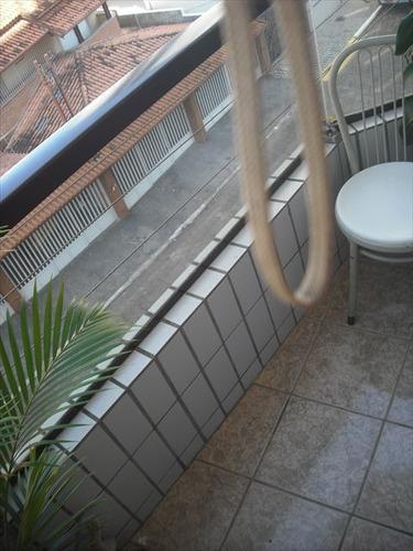 ref.: 102203700 - apartamento em praia grande, no bairro boqueirao - 2 dormitórios