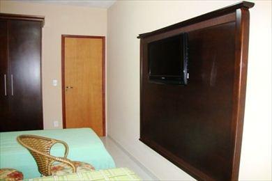 ref.: 102208404 - apartamento em praia grande, no bairro guilhermina - 2 dormitórios