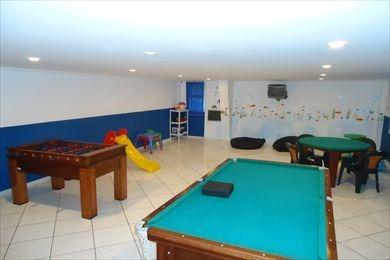 ref.: 102209700 - apartamento em praia grande, no bairro tupi - 2 dormitórios