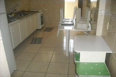 ref.: 1022100 - apartamento em praia grande, no bairro guilhermina - 2 dormitórios