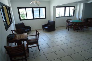 ref.: 102211800 - apartamento em praia grande, no bairro guilhermina - 2 dormitórios