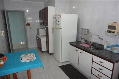 ref.: 102217400 - apartamento em praia grande, no bairro guilhermina - 2 dormitórios