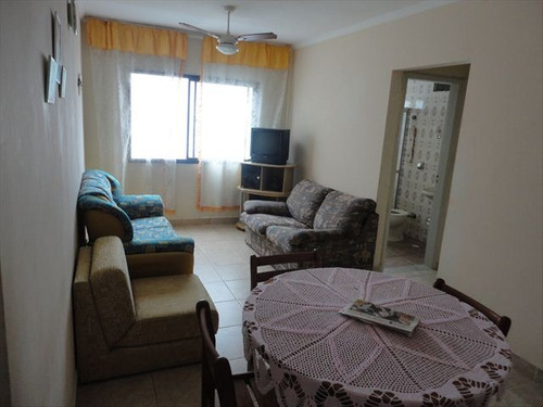 ref.: 102224904 - apartamento em praia grande, no bairro aviação - 2 dormitórios