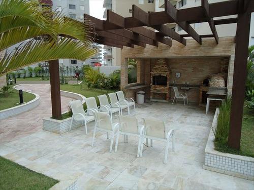 ref.: 102230504 - apartamento em praia grande, no bairro guilhermina - 2 dormitórios