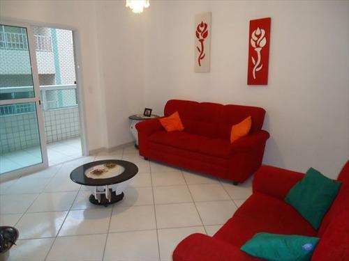 ref.: 102236000 - apartamento em praia grande, no bairro guilhermina - 2 dormitórios