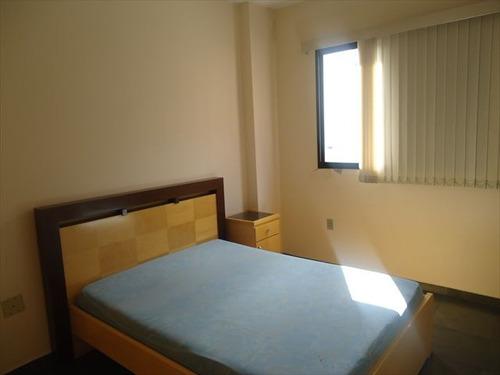 ref.: 102236300 - apartamento em praia grande, no bairro guilhermina - 2 dormitórios