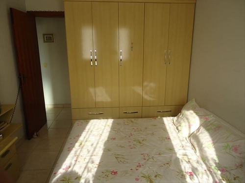 ref.: 102237800 - apartamento em praia grande, no bairro guilhermina - 2 dormitórios