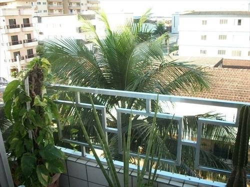 ref.: 102238800 - apartamento em praia grande, no bairro tupi - 2 dormitórios