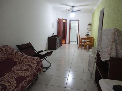 ref.: 102242204 - apartamento em praia grande, no bairro guilhermina - 2 dormitórios